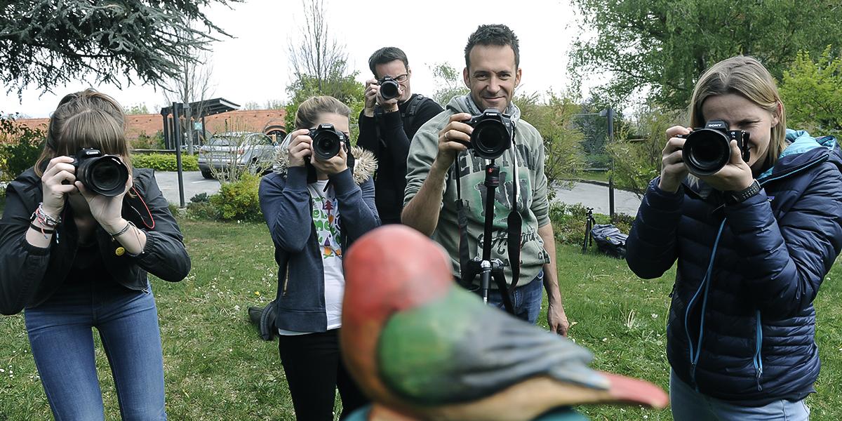 Grundlagen der Fotografie mit Gerhard Langusch, Fotoworkshops in Graz