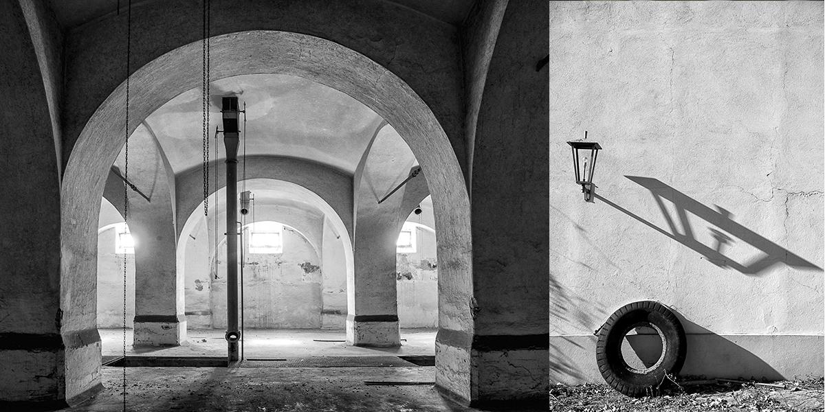 Fotoworkshop, Kunstfoto, künstlerische Fotografie, konzeptionelle Fotografie,Reininghaus, Graz, Schwarz Weiß Foto, Fotoserie
