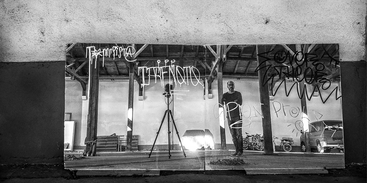 Fotoworkshop, Kunstfoto, künstlerische Fotografie, konzeptionelle Fotografie, Selbstportrait, Gerhard Langusch, Meisterfotograf