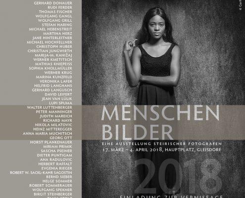 Gerhard Langusch, Menschenbilder, Fotoausstellung