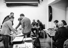 "GRAZER FOTOWORKSHOPS, künstlerischer Lehrgang ""Konzeptionelle Fotografie"" Jahrgang 1"