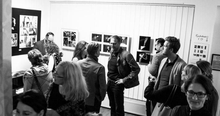 Vernissage der Konzeptionellen Fotografie von GRAZER FOTOWORKSHOPS mit Gerhard Langusch