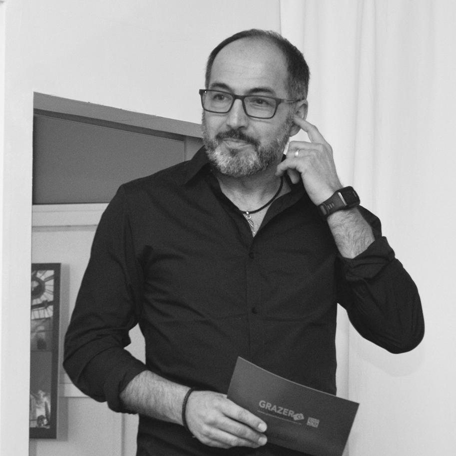 Gerhard Langusch Leiter Fotoworkshops - Grazer Fotoworkshops